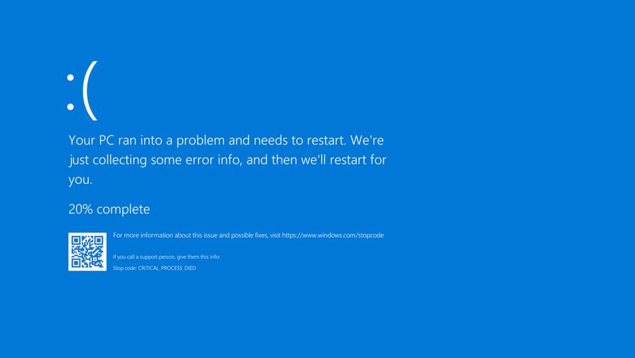 Windows-10-BSOD